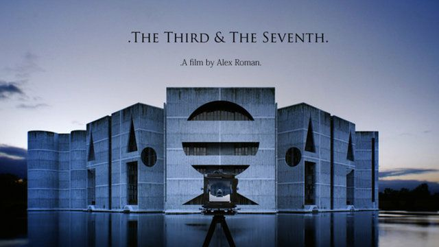 The Third & The Seventh by Alex Roman.