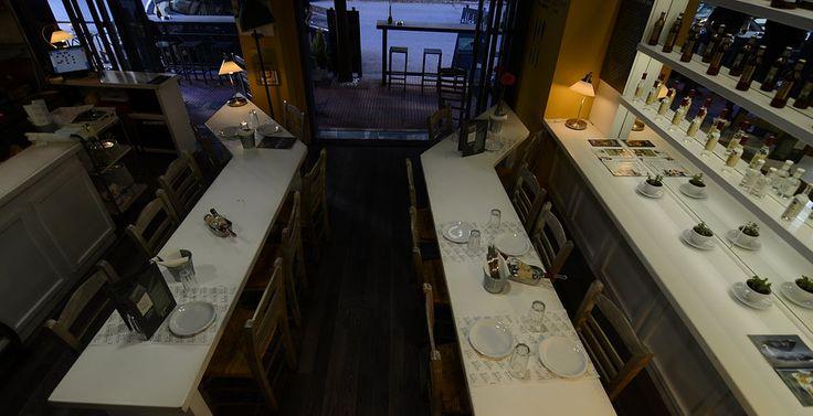 Εστιατόριο ελληνικής κουζίνας - Ψητοπωλείο Μοναδικά γευστικά πιάτα με ενδιαφέρουσες πινελιές, απρόσμενους συνδυασμούς υλικών και εξαιρετικές νέες γεύσεις! www.stickbar.gr