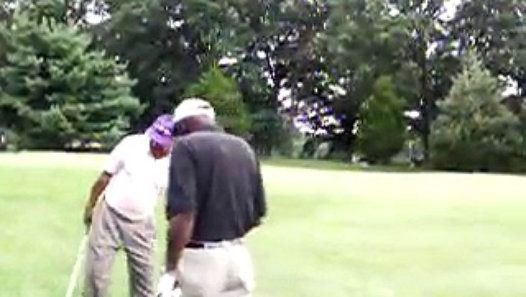 Rev. Levi Combs Closes to the Hole!