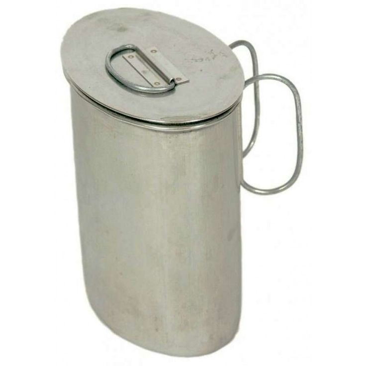 Quart Pot Stainless Steel A stockman's best friend, for smoko or a cuppa after dinner. $39.20