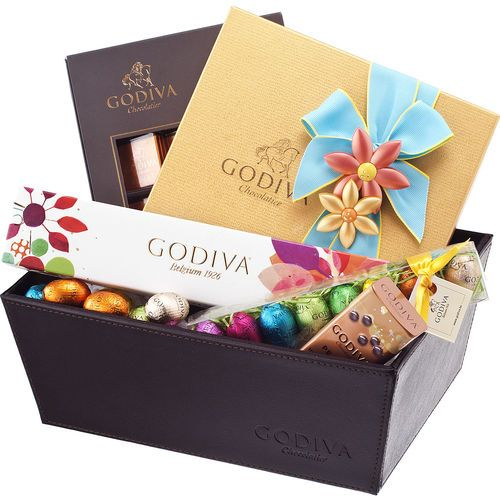4521 best what i would like the easter bunny to bring me this year the easter discovery chocolate hamper from godiva chocolates uk negle Gallery
