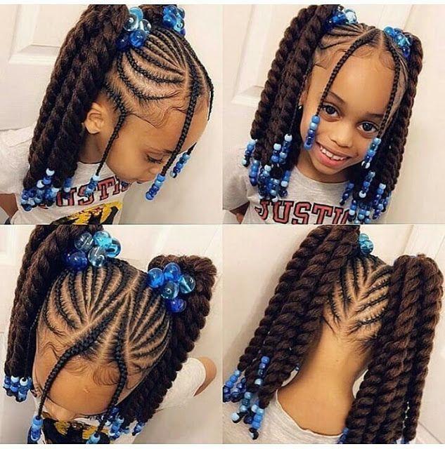 2019 Pretty Gorgeous Braids for Children
