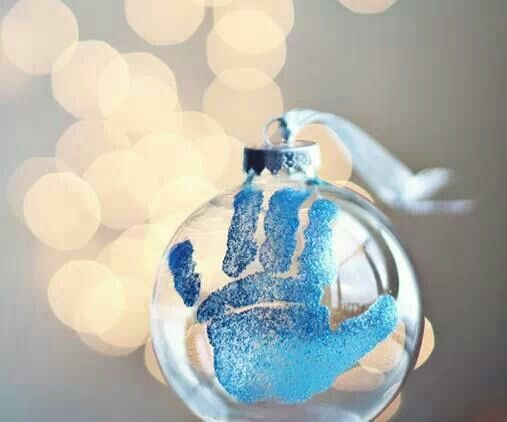 Baumschmuck für Weihnachten. Tolle Erinnerung