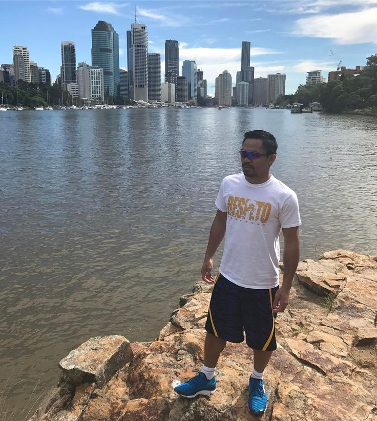 "56.1k Likes, 265 Comments - Manny Pacquiao (@mannypacquiao) on Instagram: ""I'll be back in Brisbane Australia very soon. #July2 👊🏽 #PacHorn #TeamPacquiao"""