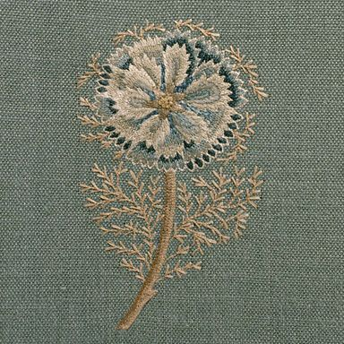 Botanical from Chelsea Editions #linen: