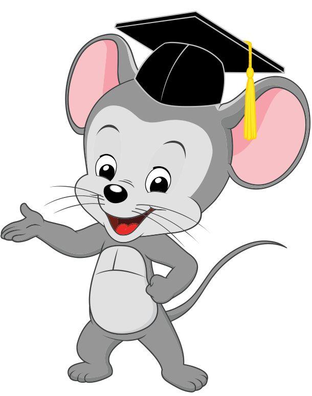 Мультяшный мышонок картинки