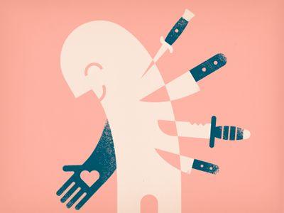 Knifey by Aaron Eiland