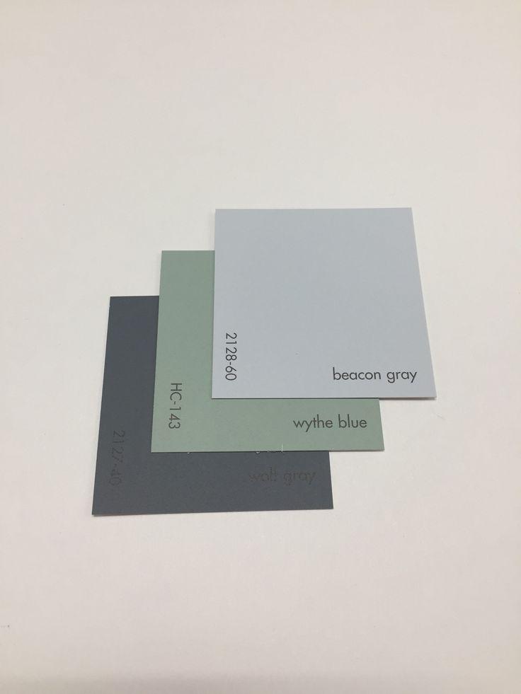 50 best images about bm paint colors on pinterest paint for Beacon gray paint