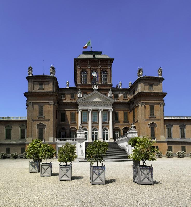 Royal Savoy Castle Racconigi, Piemonte Italy