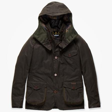 Куртка Barbour Beacon Heritage Sports Olive
