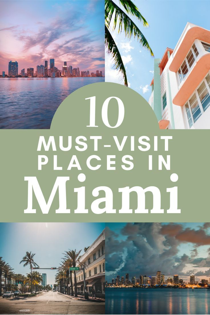 10 Top Must Visit Tourist Attractions In Miami Usa Travel Guide