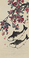 Chinesische Malerei - Lot 172  Qi Baishi   Schätzpreis: € 30.000 - € 50.000 - Kunsthaus Lempertz