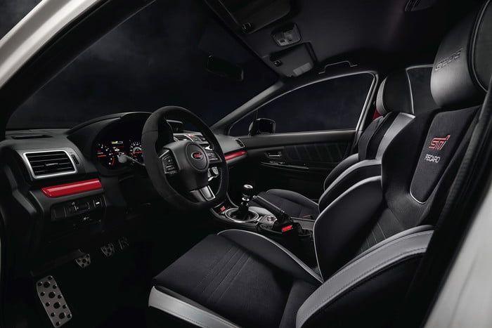 Subaru Sti S209 Interior Subaru Wrx Sti Wrx Subaru Wrx