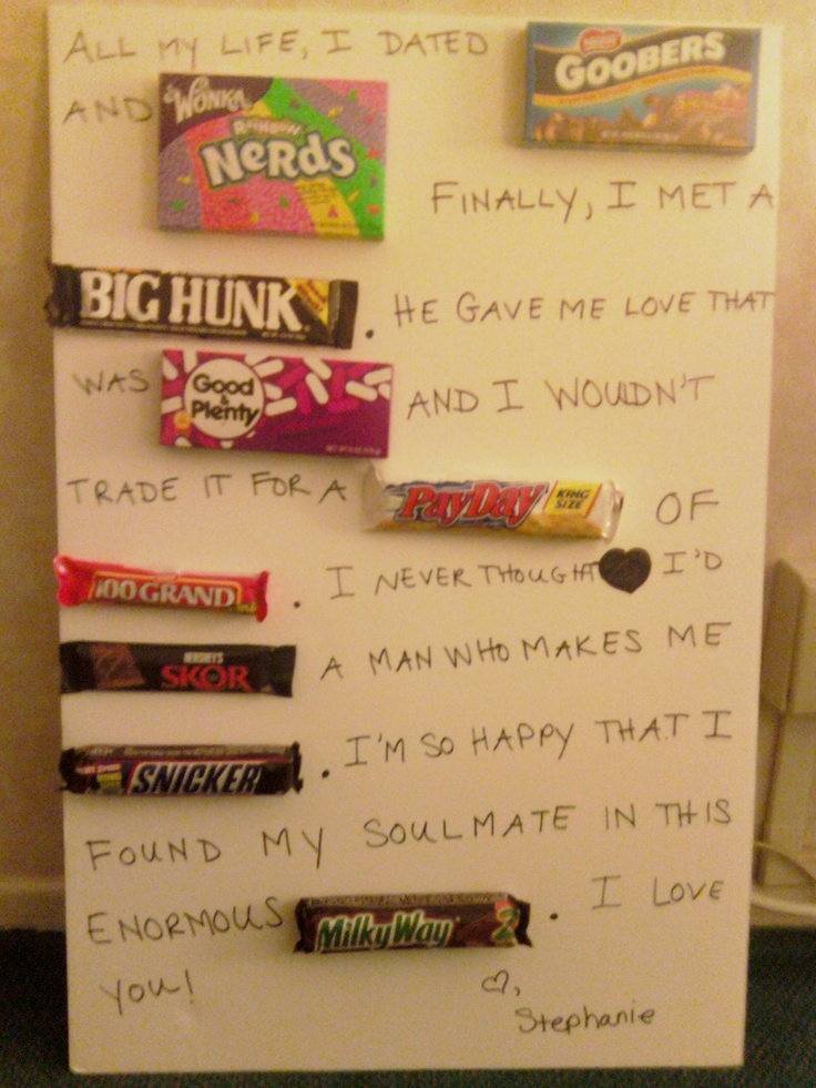 25 best candygrams images on Pinterest  Candy grams Fathers day