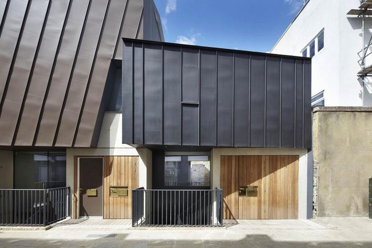 Emejing Haus Renovierung Altbau London Wird Vier Reihenhauser ...