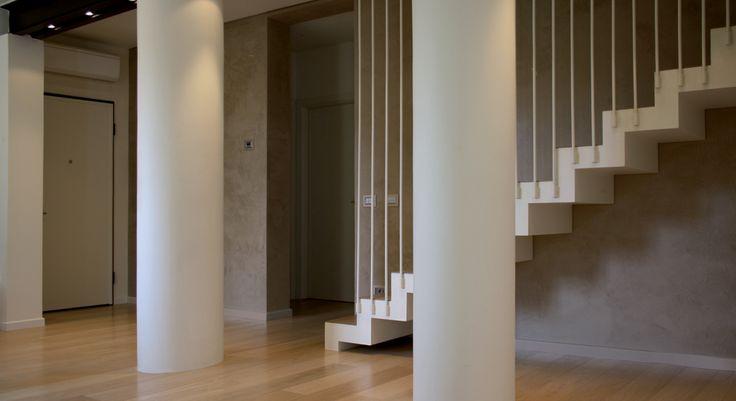 Casa Salzano a Parma, Italia (ReCS Architects: Pier Maria Giordani ▪ 2010)