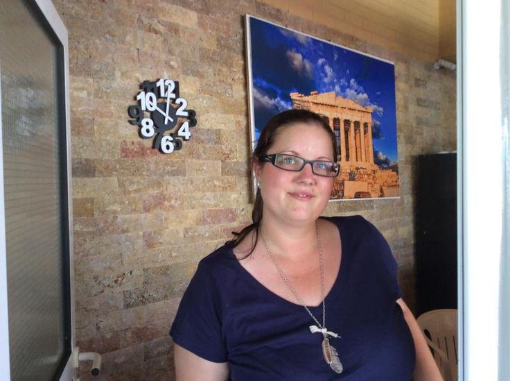 Veronica is always here to help you  #Fourka #Halkidiki http://hotel-akropolis.gr/