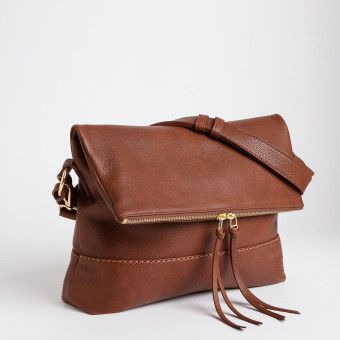 Large Emma Bag Prince from Roots USA. A must have.