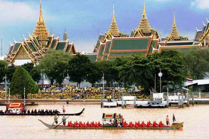 Palacio Real, Bangkok. Maravilloso!