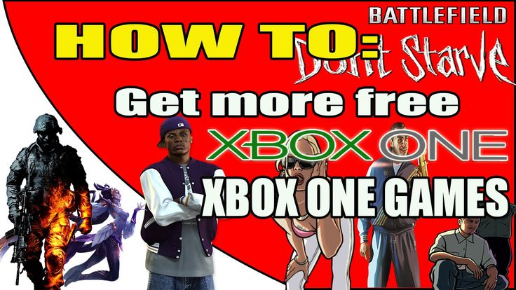 How to get more free games on Xbox One (tutorial for games with gold only)