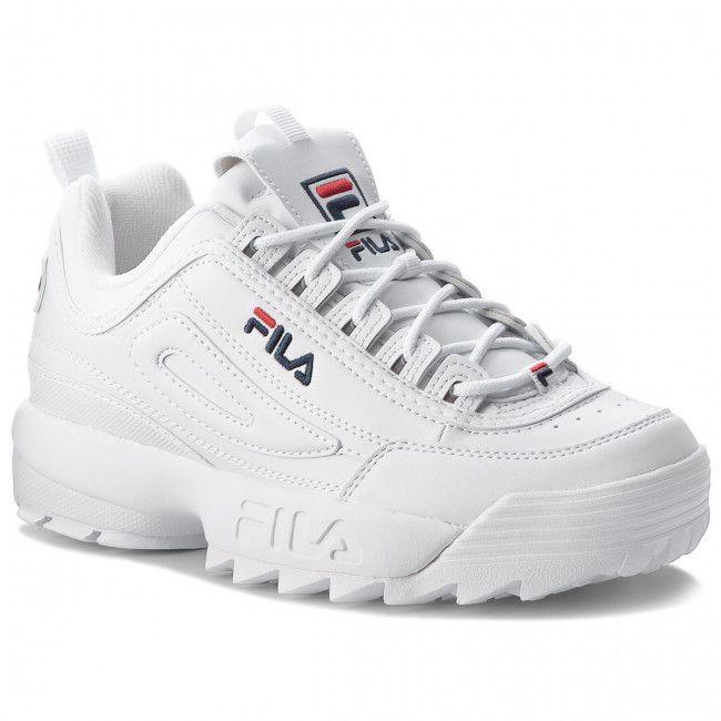 fila strada disruptor scarpe da basket