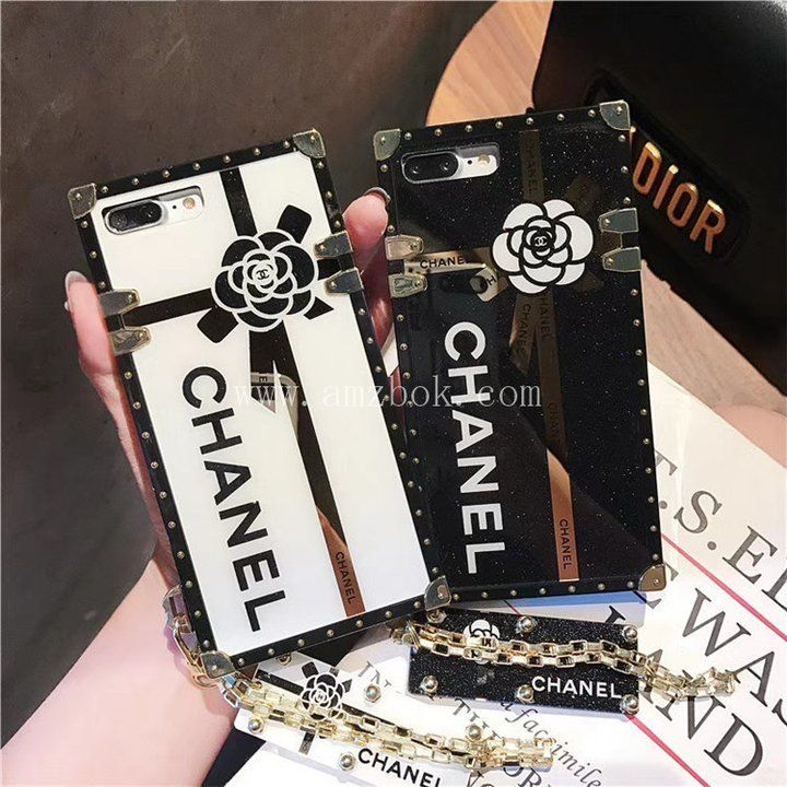Apple iPhone and Samsung Galaxy Fashion Case Luxury Gift | Chanel ...