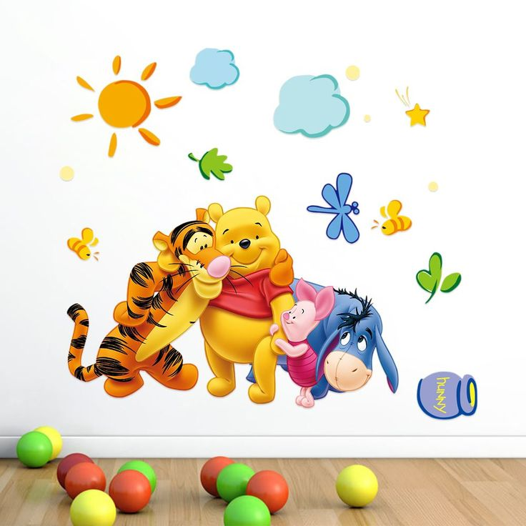 Winnie The Pooh Cartoon Animal Removable Environmental Pvc Wall Sticker Decals For Kids Children Rooms Decoration Photo, Detailed about Winnie The Pooh Cartoon Animal Removable Environmental Pvc Wall Sticker Decals For Kids Children Rooms Decoration Picture on Alibaba.com.
