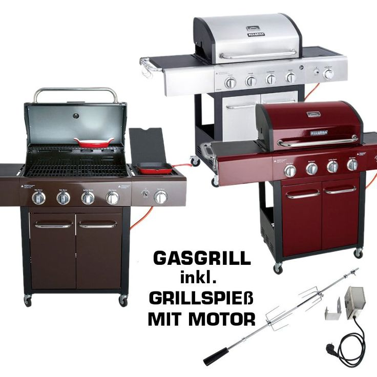 allgrill gasgrill festival inkl grills zubeh r. Black Bedroom Furniture Sets. Home Design Ideas
