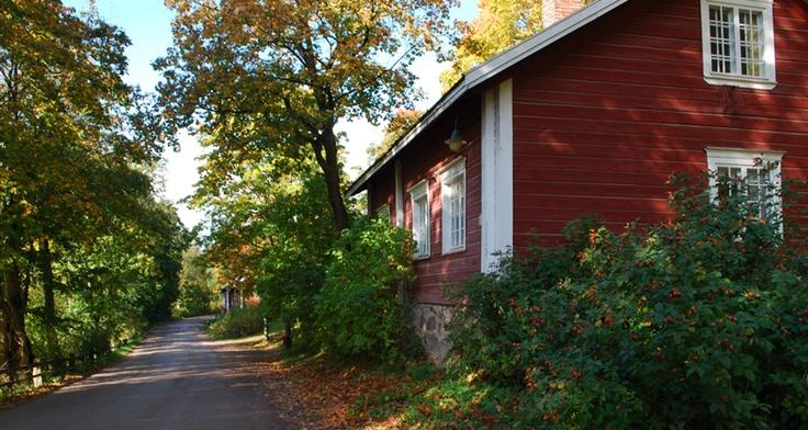 Kauttua, Ruukinpuisto, Finland