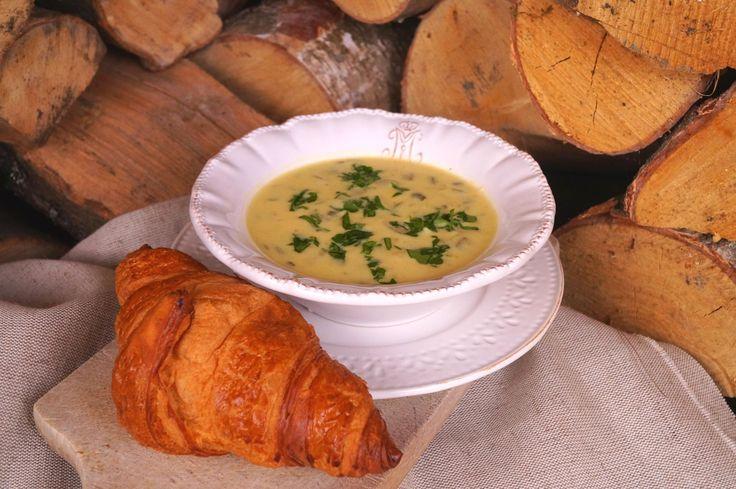 MMMMMMM zupa serowa
