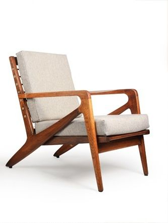 Anonymous; Armchair by Airest, 1950s. Via Mr. Bigglesworthy.