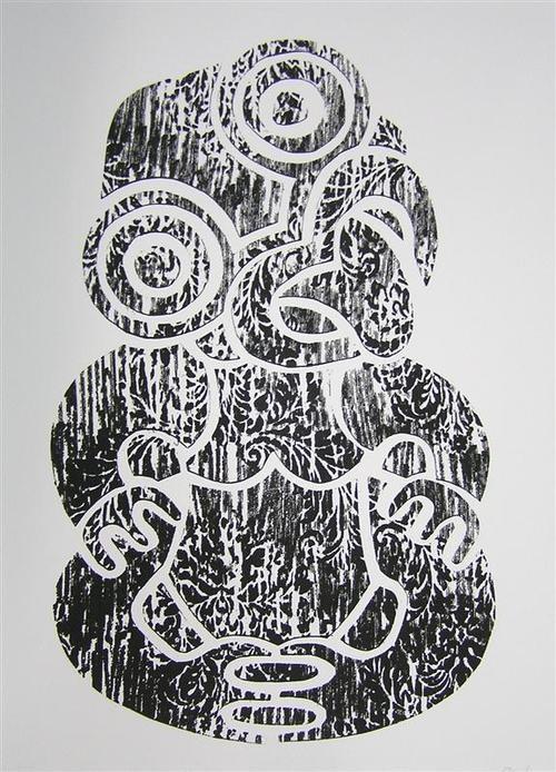 Wallpaper Tiki, Aroha Lewin.