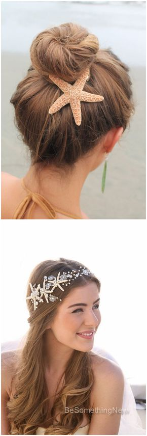 Dreamy Cool Starfish Beach Wedding Ideas / beachweddings #beach