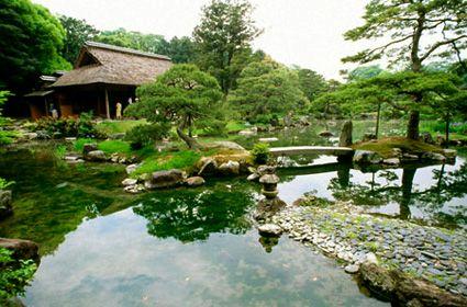 Tipos de jardín japonés...