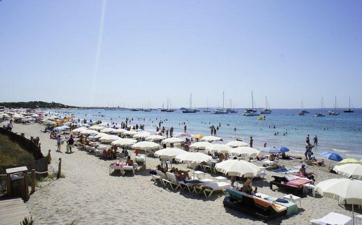Der Strand von Las Salinas (Ses Salines) | Ibiza Spotlight