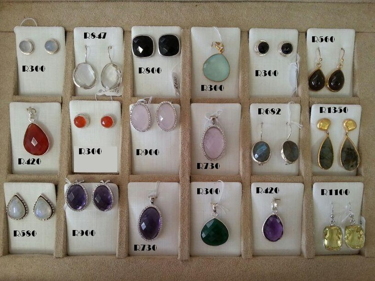 make an impact #jewellery #gemstones #beautiful #silver