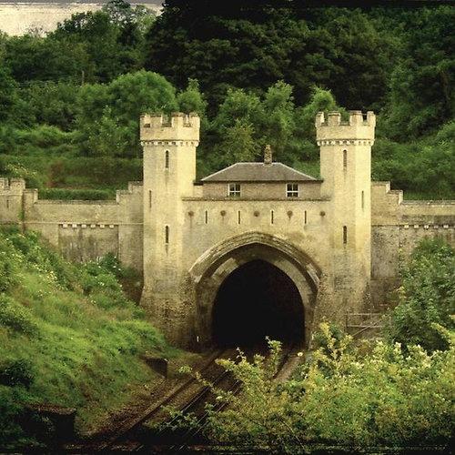 Clayton Train Tunnel ©