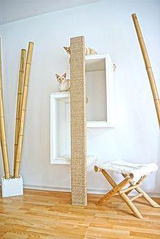 die besten 25 katzenregale ideen auf pinterest katzen. Black Bedroom Furniture Sets. Home Design Ideas
