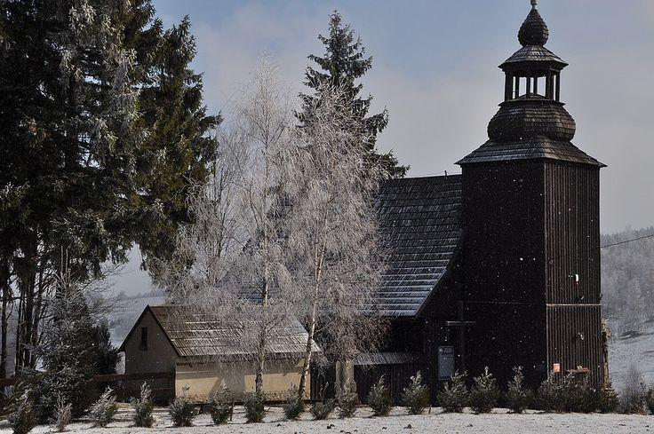 Kamieńczyk, kościół p.w. św. Michała Archanioła