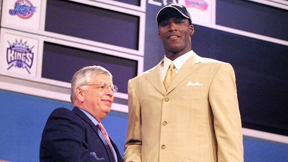 Jay Caspian Kang takes a look at Kwame Brown, basketball player, and Kwame Brown, symbol of failure