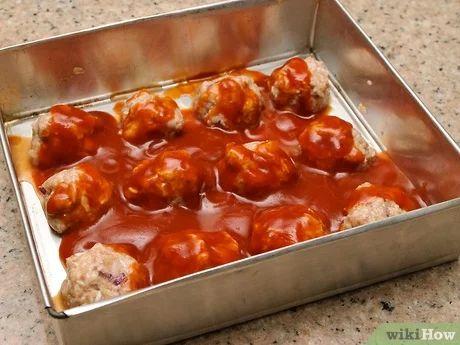 Image titled Make Oven Porcupine Meatballs Step 5