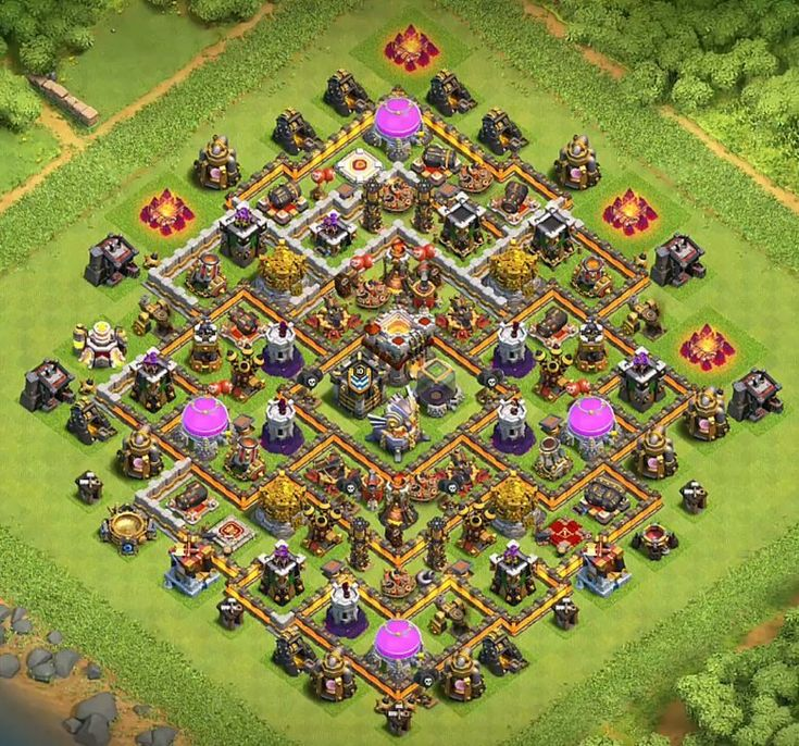 16+ Best TH11 Farming Base **Links** 2020 & Dark Elixir