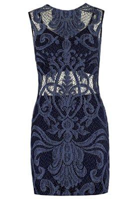 Oh My Love Zakelijke jurk - blue Blauw: € 64,95 Bij Zalando