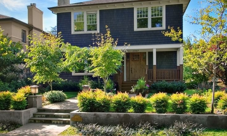 10 Ways to Landscape for Maximum Curb Appeal ... #curbappeal #landscaping #propertyimprovements