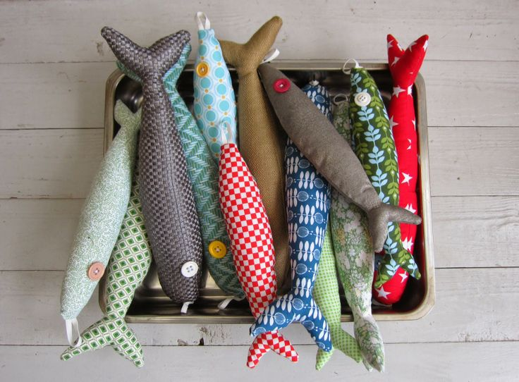 Anti-verveling-vissen - Toertjes&Pateekes
