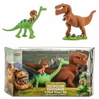 The Good Dinosaur Toy Set