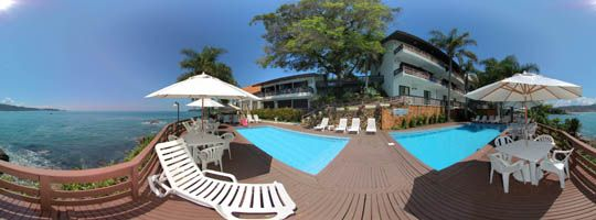 Bombinhas Tourist Hotel e Pousada: Hotel Santa Catarina, Bombinhas, Bombas, SC