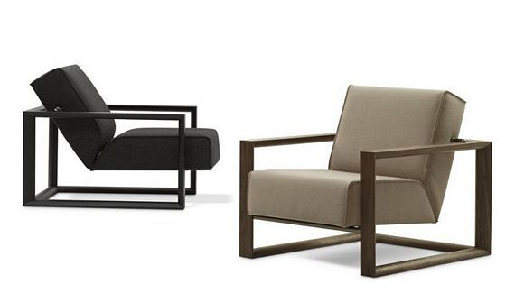 "Montis Dickens Armchair Modernizes The Smoking Chair. ""Awesome"""