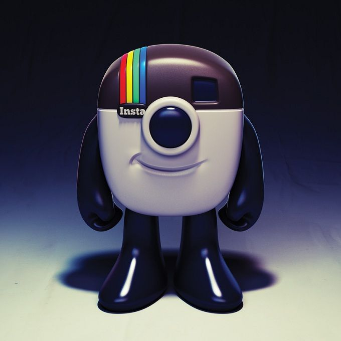 Toy Instagram #cool #euquero
