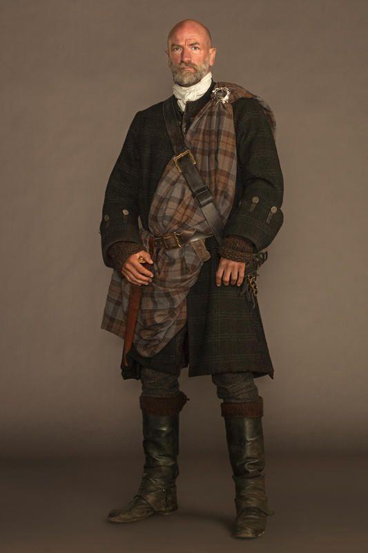 'Outlander' - Dougal